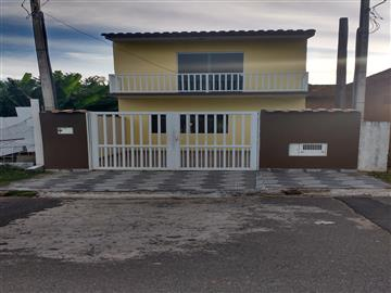 Casas no bairro Nosso Teto na cidade de Registro