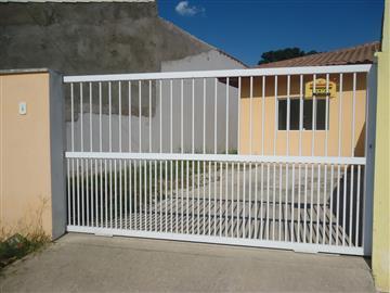 Casas no bairro Vila Alvorada na cidade de Registro