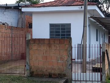 Casas no bairro Jardim São Matheus na cidade de Registro