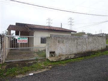 Casas no bairro Jardim Caiçara II na cidade de Registro
