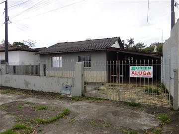 Casas no bairro Cecap na cidade de Registro