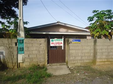 Casas no bairro Arapongal na cidade de Registro