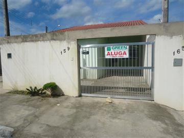 Casas no bairro Jardim das Palmeiras na cidade de Registro
