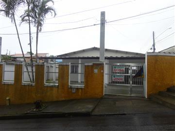 Casas no bairro Jardim Hattori II na cidade de Registro