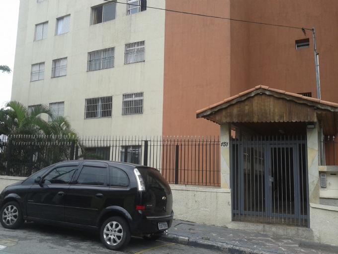 Apartamentos em São Paulo no bairro Cangaíba