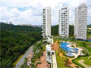 Ed.The Penthouses Tamboré AC=322m² Santana de Parnaiba Tamboré