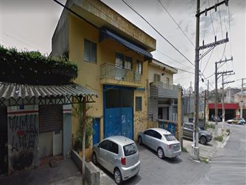 AT 500m²  AC= 550m² São Paulo Pirituba
