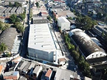 AT=5.000m² 2 MOD  COM AC 1 680m² Diadema Jardim Ruyce