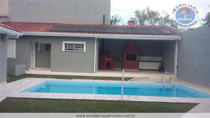 Casas em Atibaia no bairro Samambaia Parque Residencial