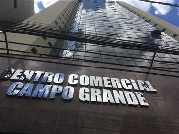 Salas Comerciais Campo Grande