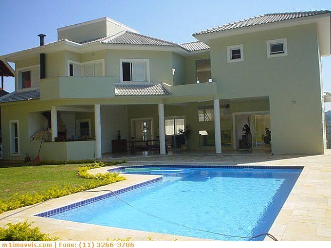 Casas Alto Padrão em Cotia no bairro Granja Viana