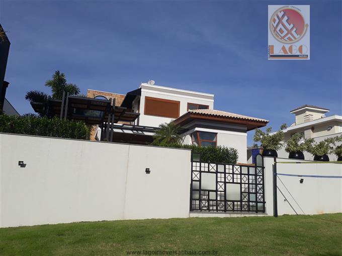 Casas em Condomínio em Atibaia no bairro Condomínio Shamballa II