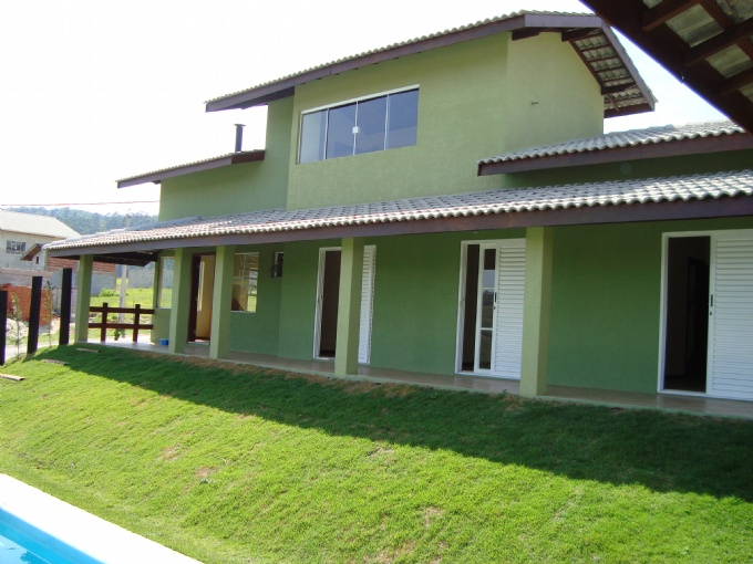 Casas em Condomínio em Atibaia no bairro Condomínio Terras de Atibaia I