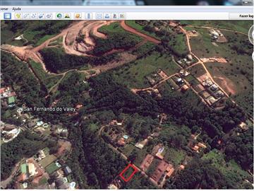 Terrenos no bairro San Fernando Valley na cidade de Atibaia