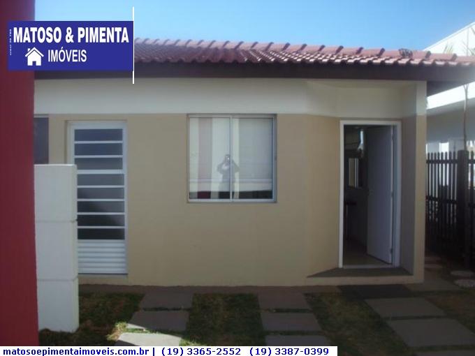 Casas em Sumare no bairro Parque Santo Antônio Nova Veneza