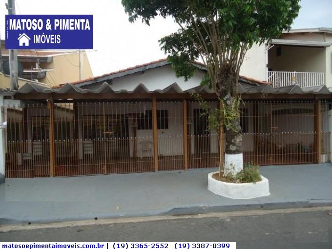 Casas em Campinas no bairro Parque Universitário