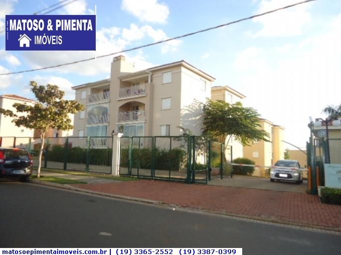 Apartamentos em Campinas no bairro Jardim Santa Genebra