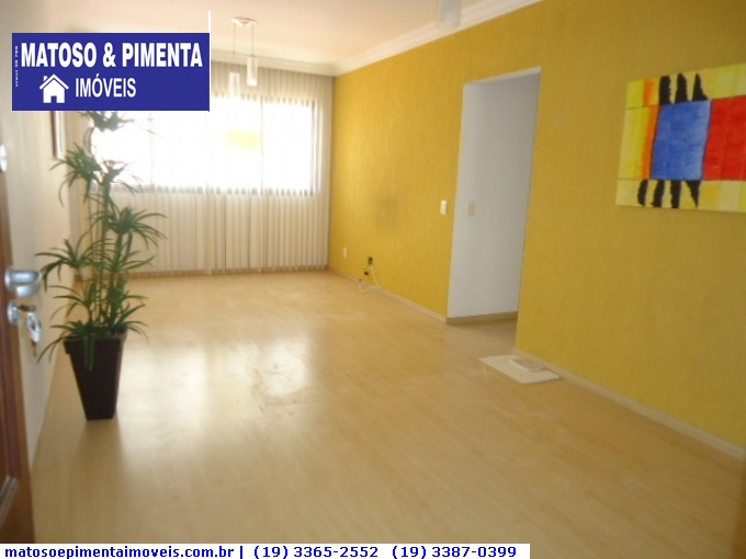 Apartamentos em Campinas no bairro Bosque