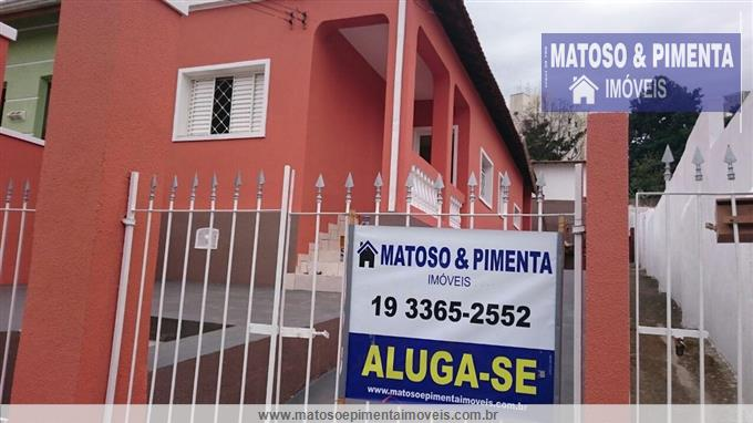 Casas em Campinas no bairro Botafogo