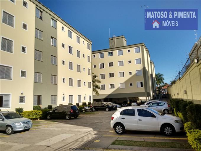 Apartamentos em Campinas no bairro Vila Industrial