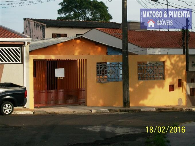 Casas em Campinas no bairro Vila Boa Vista