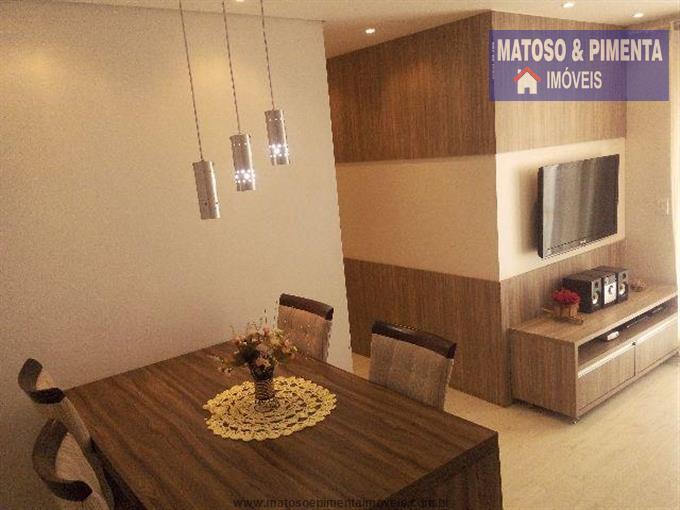 Apartamentos Residenciais em Campinas no bairro Bonfim