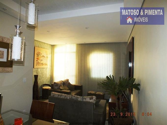 Apartamentos em Campinas no bairro Jardim das Bandeiras