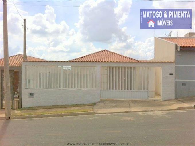 Casas em Sumare no bairro Jardim Dal Orto