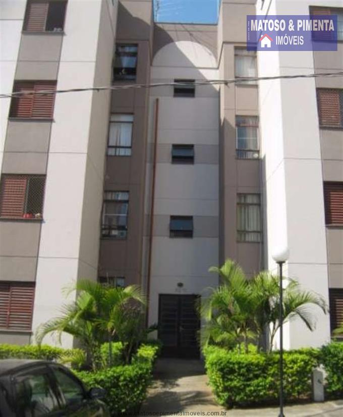 Apartamentos em Campinas no bairro Recanto do Sol I