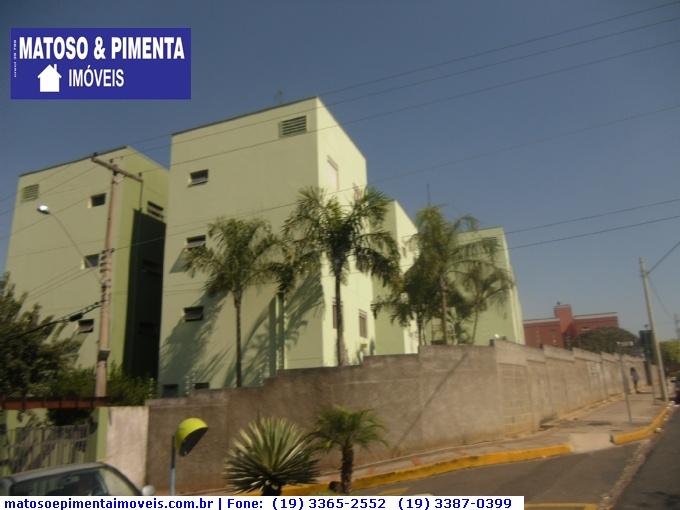 Apartamentos em Campinas no bairro Parque Dom Pedro II