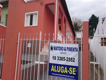 Casas no bairro Botafogo na cidade de Campinas