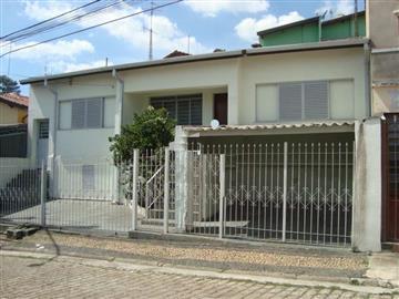 Casas no bairro Vila Industrial na cidade de Campinas