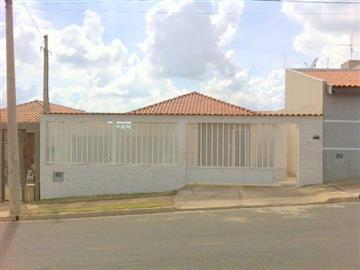 Casas no bairro Jardim Dal Orto na cidade de Sumare