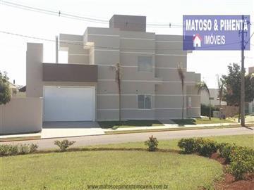 Casas em Condomínio no bairro Terras do Cancioneiro na cidade de Paulinia