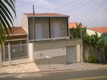 Casas no bairro Jardim Santa Lúcia na cidade de Campinas