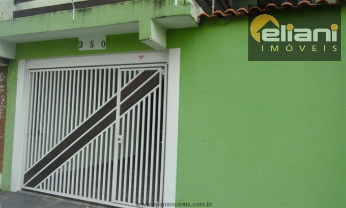 Sobrados em Suzano no bairro Vila Amorim