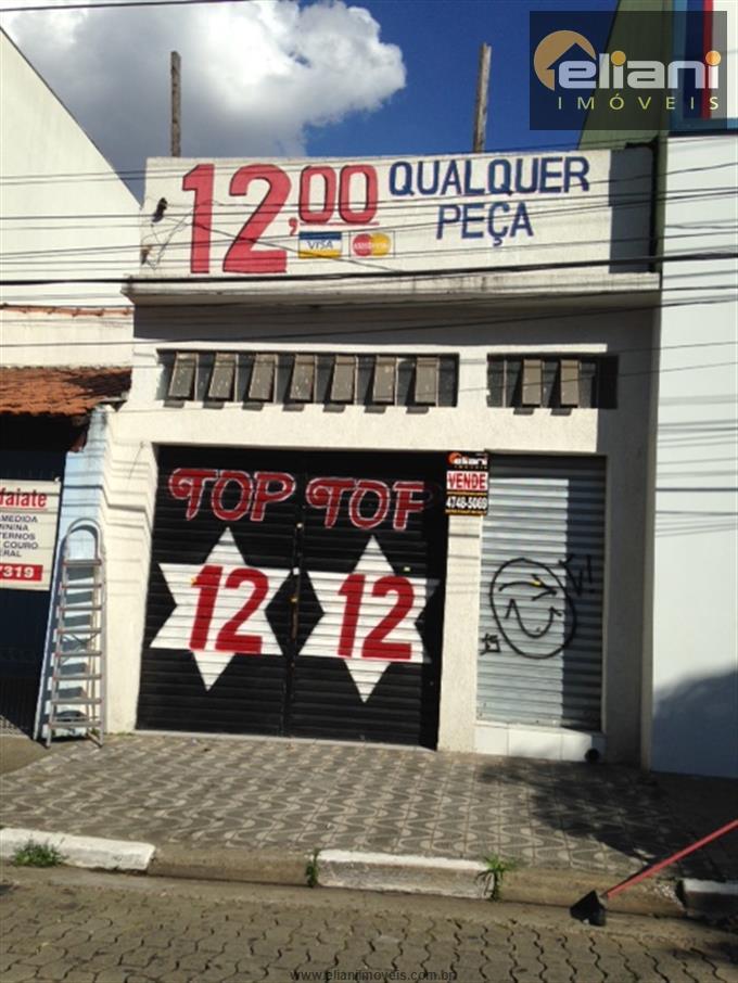 Salões Comerciais em Poá no bairro Centro