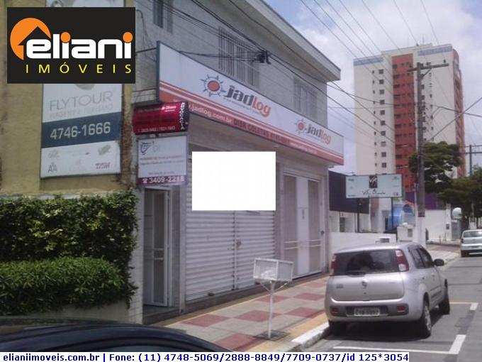 Salões Comerciais em Suzano no bairro Centro