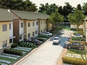 Casas em Condomínio no bairro Jardim Modelo na cidade de Suzano