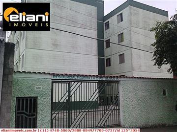 Apartamentos no bairro Vila Figueira na cidade de Suzano