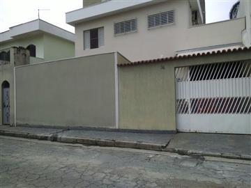 Casas no bairro Mogi Moderno na cidade de Mogi das Cruzes