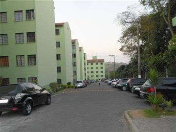 Apartamentos no bairro Vila Perracini na cidade de Poá