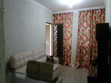 Casas no bairro Vila Amélia na cidade de Poá