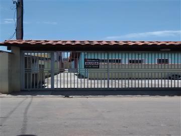 Casas no bairro Caxangá na cidade de Suzano