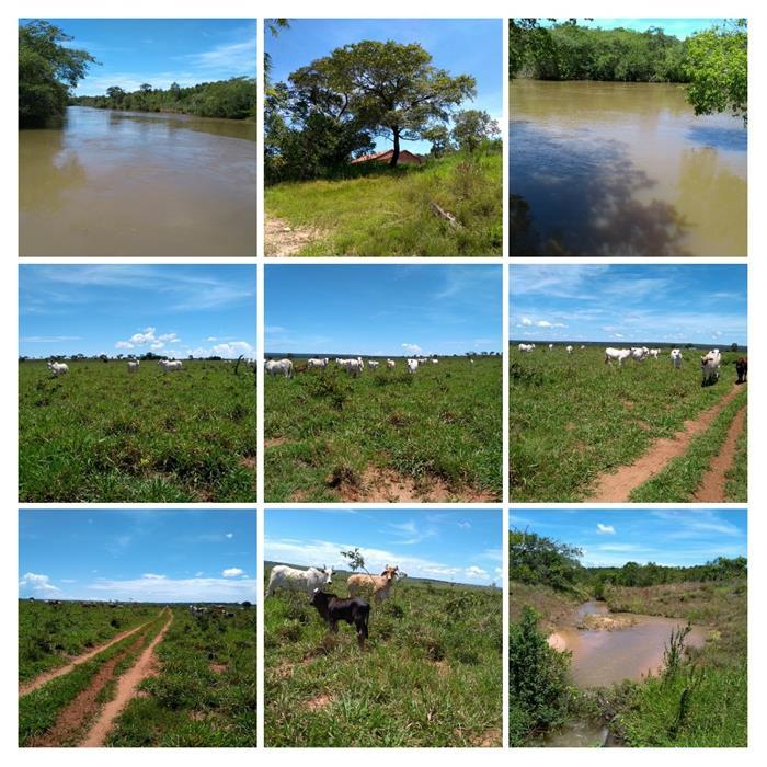 Fazendas|Agua Clara