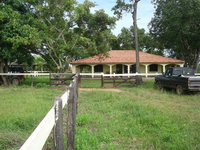 Fazendas em Coxim no bairro Zona Rural