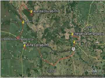 Fazendas no bairro Não Especificado na cidade de Chapadao do Ceu