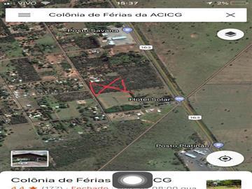 Chácaras Campo Grande