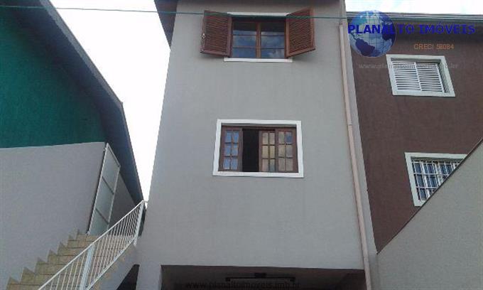 Casas em Jundiaí no bairro Vila Anchieta