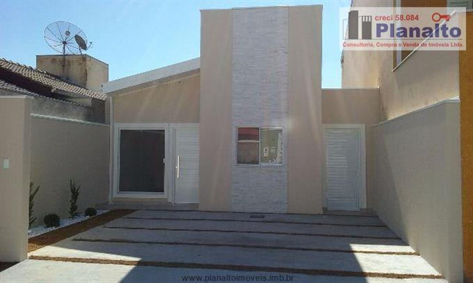 Casas em Jundiaí no bairro Jardim Tulipas